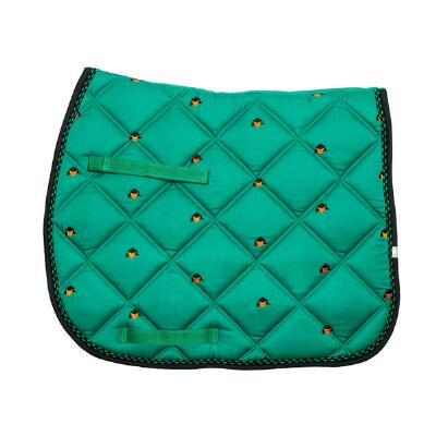 Lettia Green International Fox Hunt All Purpose Saddle Pad