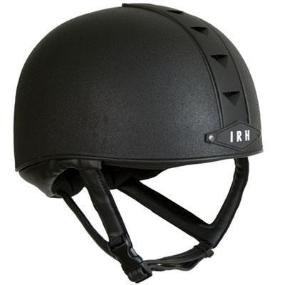 IRH Eventer Pro Helmet Black