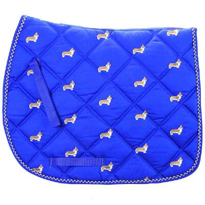 Lettia Royal Corgi All Purpose Saddle Pad