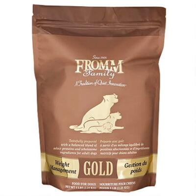 Fromm Gold Weight Management 33 lbs