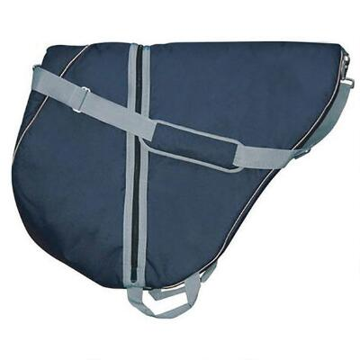 English Saddle Carrying Bag