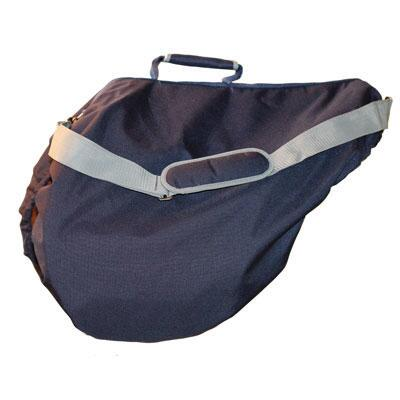 Saddle Cover And Carrier All Purpose Navy Blue