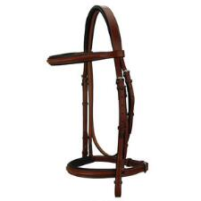 Edgewood Raised Fancy Stitched English Bridle