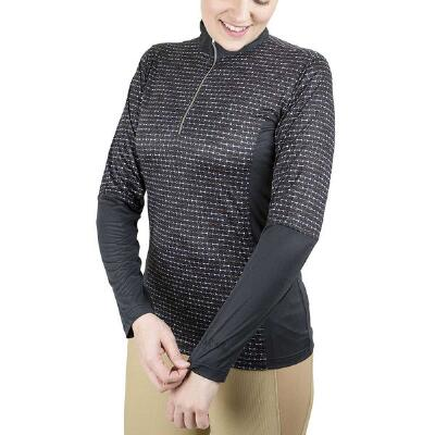 Equine Couture Equicool Snaffle Ladies Sport Shirt