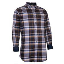 Noble Outfitters Ombre Plaid Generations Mens Western Shirt - TB