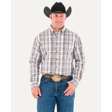 Traditions Mens Western Shirt