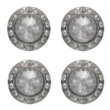 Tough 1 Clear Crystal Magnetic Number Holders - TB