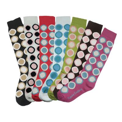 Ladies Roundabout Boot Socks