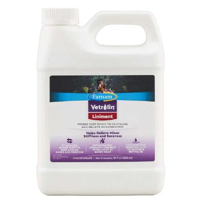 Farnam Vetrolin Liniment 32 oz