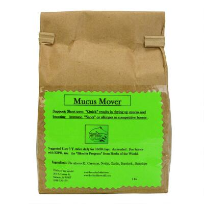 Mucus Mover 1 lb