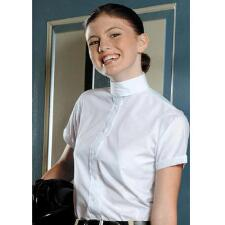 Concour Short Sleeve Ladies Show Shirt - TB