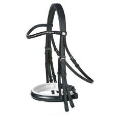 Schockemohle Cannes Double Bridle - TB