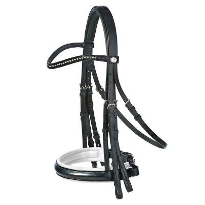Schockemohle Cannes Double Bridle
