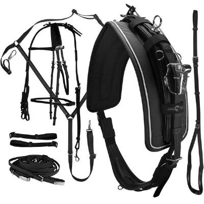 Finn Tack Quick Hitch Harness Pro