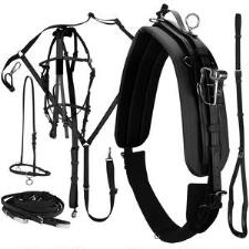 Finn Tack Quick Hitch Racing Harness Pro