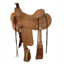 Circle Y Oakdale Ranch Saddle - TB