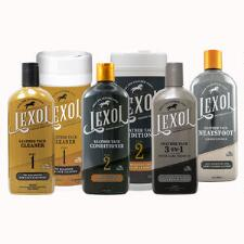 Lexol Leather Care Products - TB