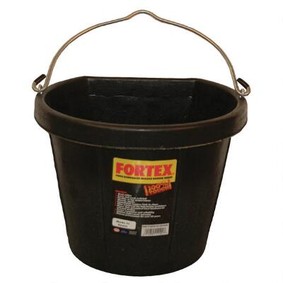 18 Qt Water Bucket Rubber