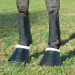 Equifit Essential Bell Boot with Sheepswool Top - TB