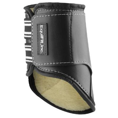 EquiFit MultiTeq Sheeps Wool Short Hind Boot