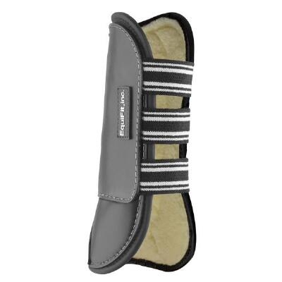 EquiFit MultiTeq Sheeps Wool Tall Open Front Boot