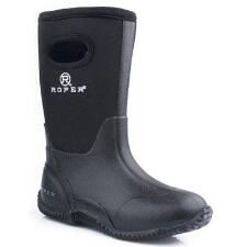 Roper Barnyard Kids Rubber Boot - TB