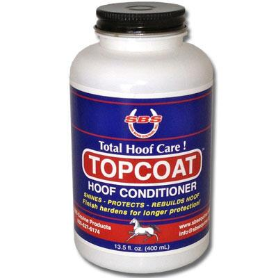 SBS Topcoat Hoof Conditioner 13.5 oz