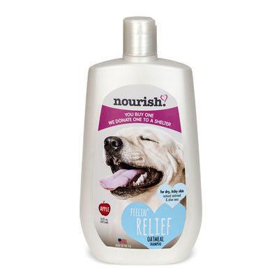 Nourish Feelin Relief Oatmeal Shampoo