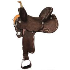 Circle Y Josey Ultimate Cash Rancher Barrel Saddle - TB