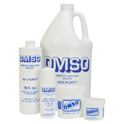Industrial Solvent Roll On DMSO 3 Oz