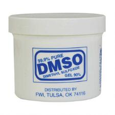 Industrial Solvent Gel DMSO 4 Oz - TB