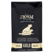 Gold Adult Dog Food 33 lb - TB
