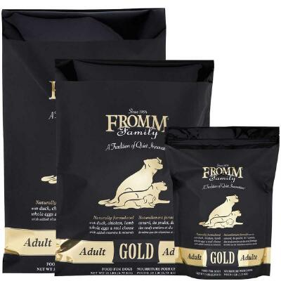 Gold Adult Dog Food 5 lb