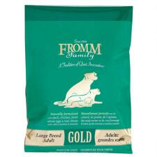 Fromm Adult Gold Large Breed Dog Food 15 lb - TB