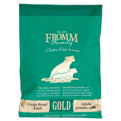 Fromm Adult Gold Large Breed Dog Food 15 lb