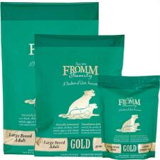 Fromm Adult Gold Large Breed Dog Food - TB