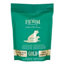 Adult Gold Large Breed Dog Food 5 lb - TB