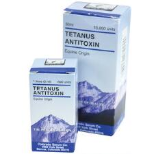 Tetanus Antitoxin Colorado Serum - TB