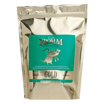 Fromm Adult Gold Cat Food 5 lb