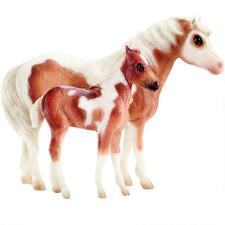 Breyer Traditional Misty And Stormy Set With Book - TB