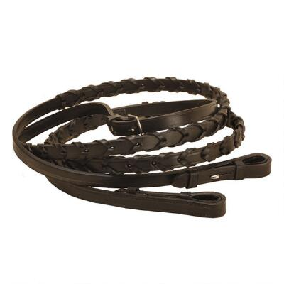 Tory Leather Laced English Reins
