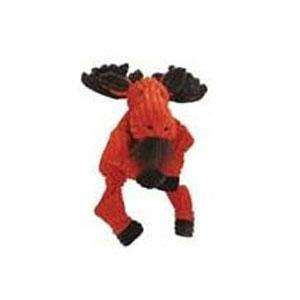 Hugglehounds Knotties Moose Dog Toy