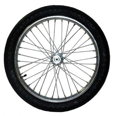 Wheels Motorcycle 18 inch Pair