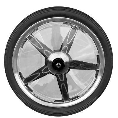Wheels Motorcycle 18 inch 5 Spoked with disk