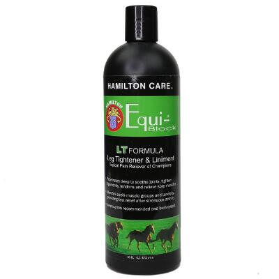 Equi Block Leg Tightener & Liniment 16 oz