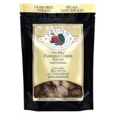 Fromm Dog Treats Parmesan Cheese 8 oz - TB