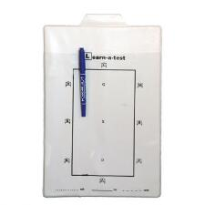 Dressage Pattern Board - TB