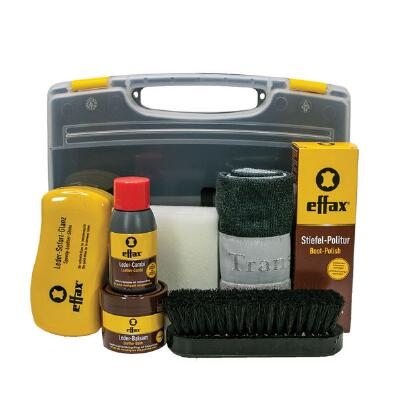 Effax Leather Care Travel Kit