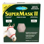 Farnam Supermask II Classic Fly Mask No Ears - XL Size - TB
