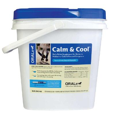 Calm and Cool Pellets 12 Lb